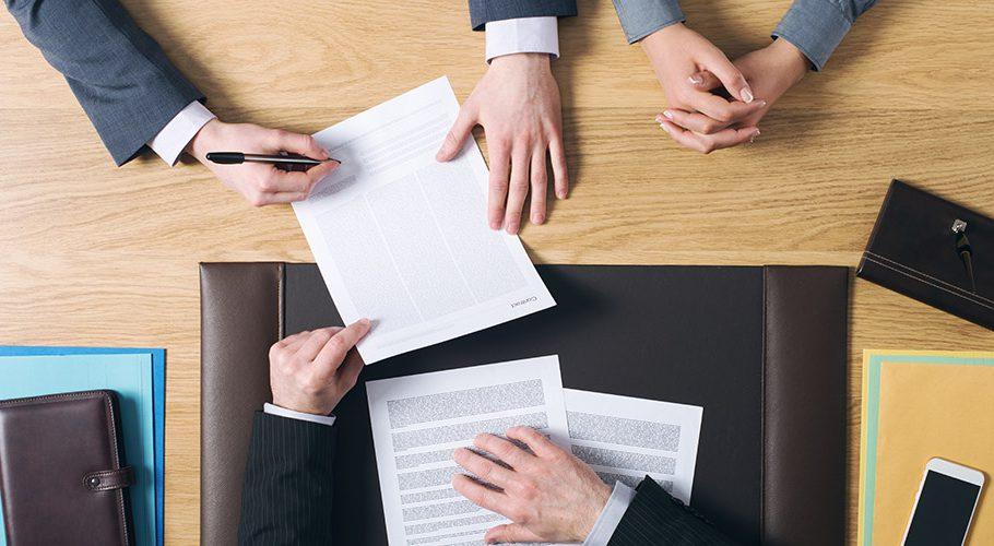 Spadek u notariusza